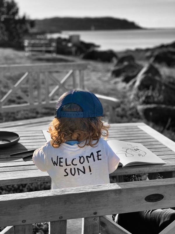 Fotografia Mobilna - Welcome Sun ! - [ Leszek Guc ]