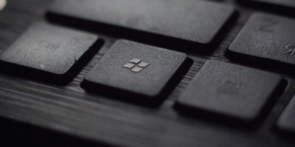 Podgląd klucza aktywacyjnego systemu Windows