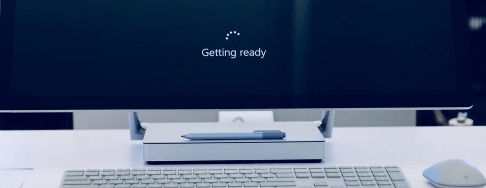 Instalacja Windows 10 na dysku USB bez Asystenta Boot Camp dla komputerów MAC
