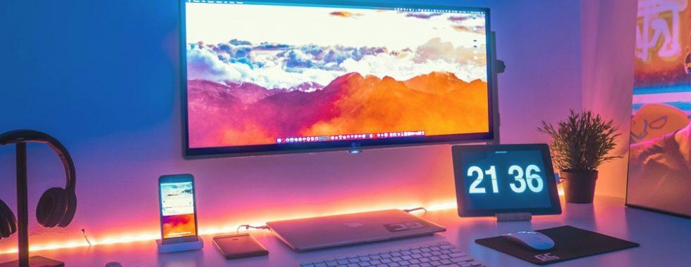 Co zrobić ze starym iPadem, może zegar na biurko